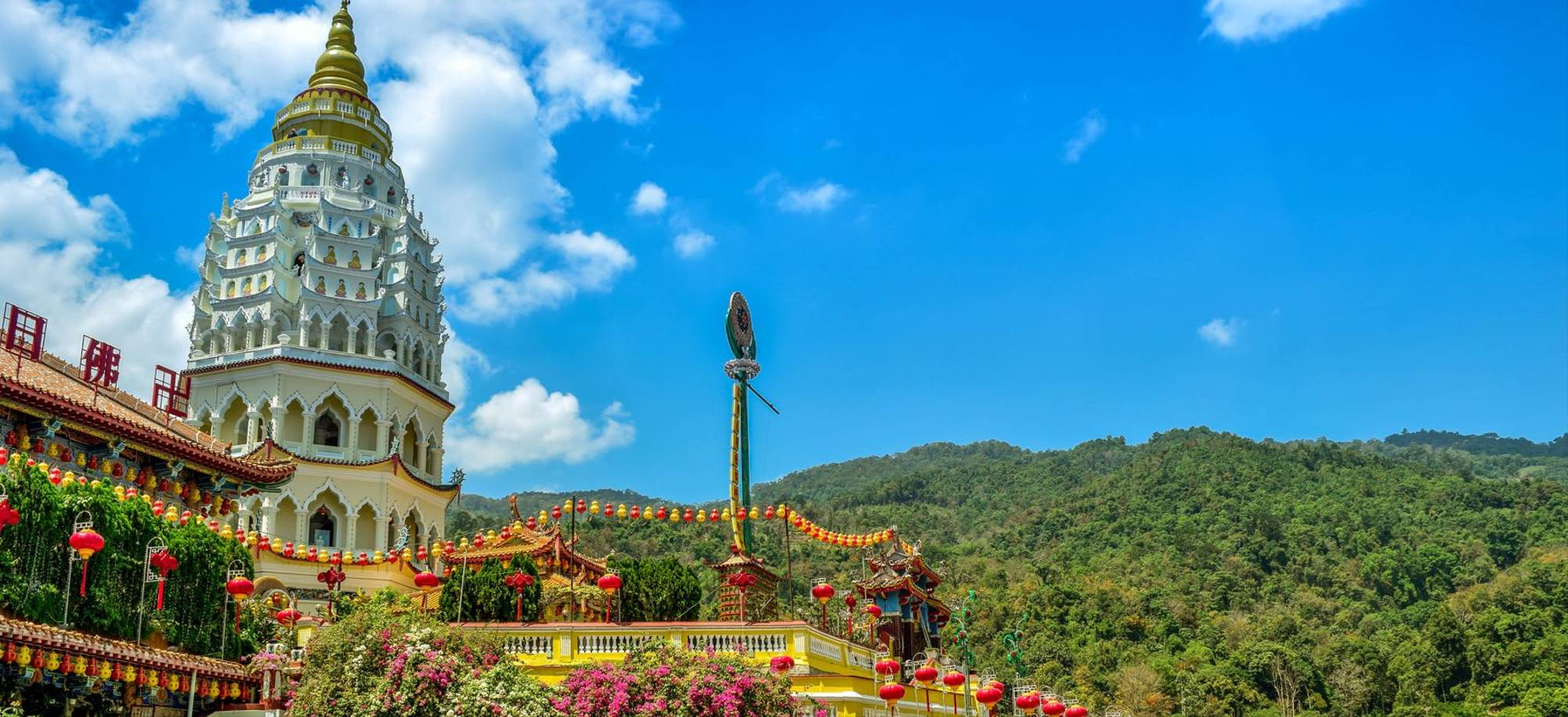 3 Day   Penang, Malaysia, Kek Lok Si   Itinerary Desktop