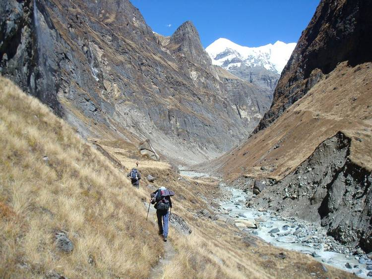 Dhaulagiri Circuit trek in Nepal