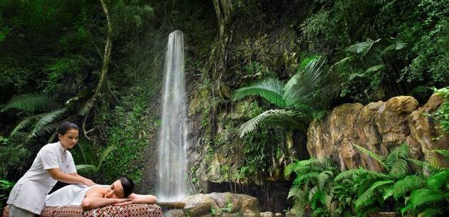 Rejuvenation at The Banjaran Hotsprings Retreat