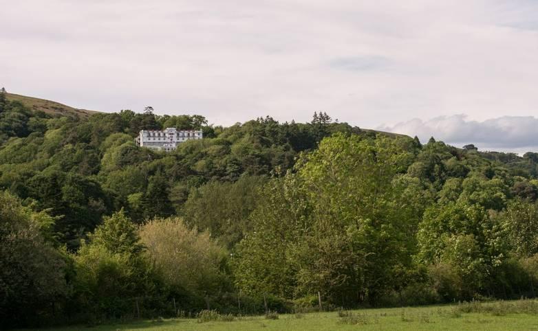 10694_0053 - Longmynd House - Exterior