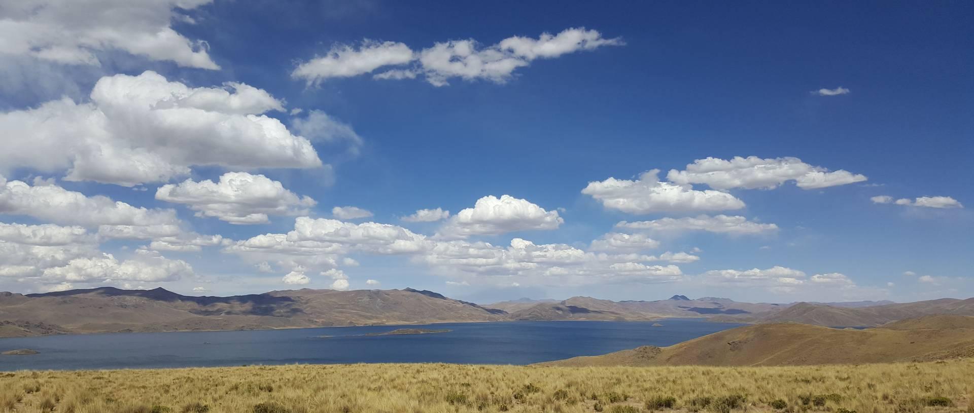 Lakes In Peru