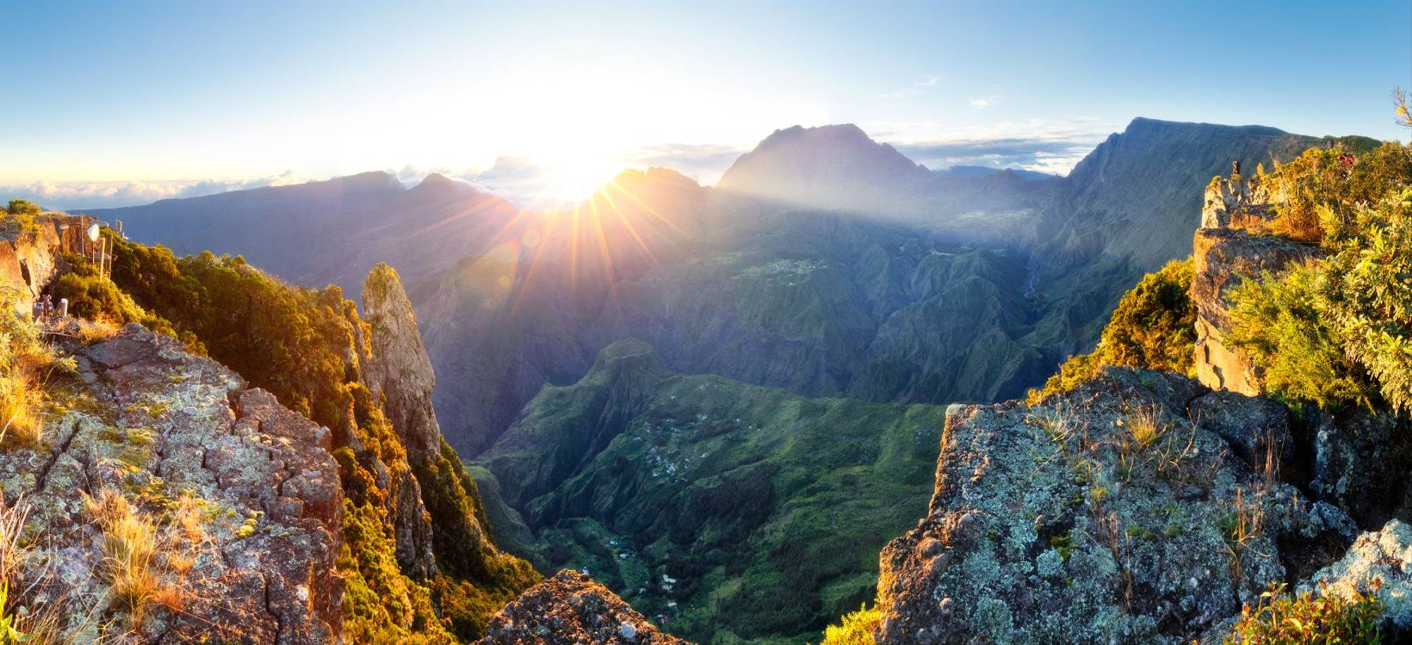 27 Day   Reunion Island   Piton Des Neiges  Itinerary Desktop