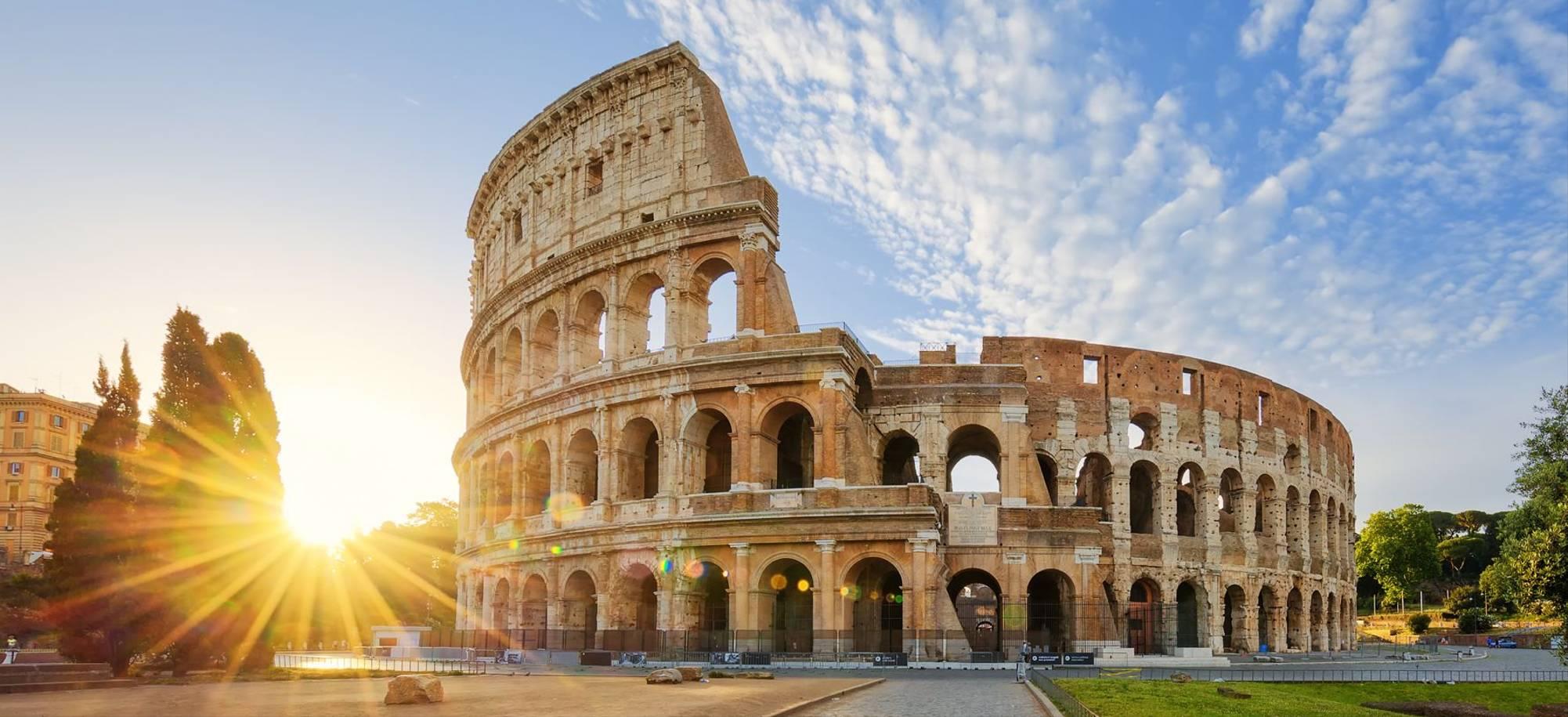 Rome   Colosseum   Itinerary Desktop