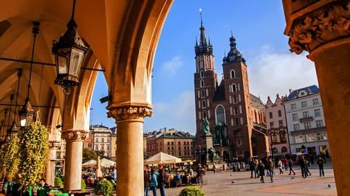 Krakow Guided City Break