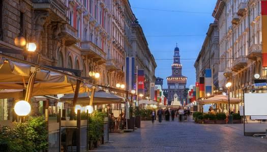 Milan to Rome Explorer