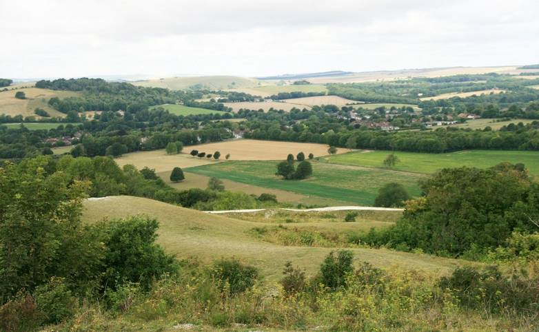 View NW from Cissbury Ring.JPG