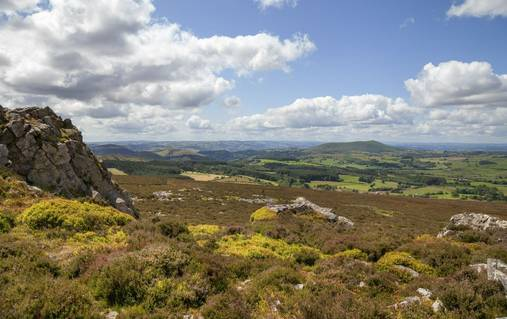 7-Night Shropshire Hills Family Walking Adventure