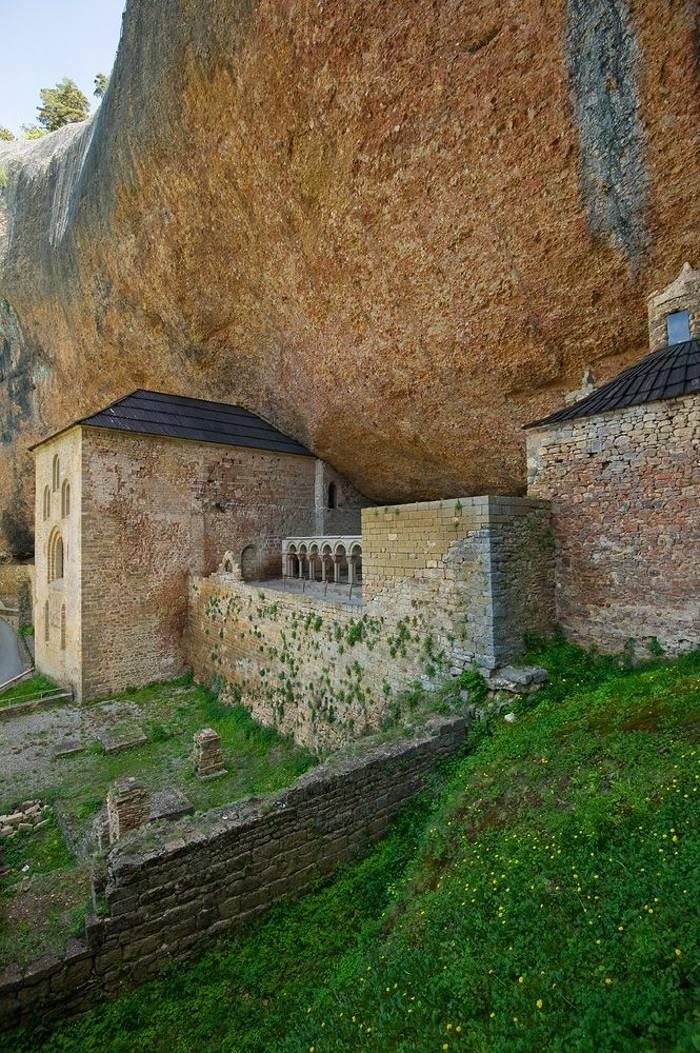 The Old Monastery, San Juan de la Peña (Sergio Padura)