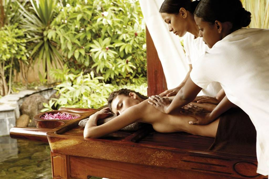 Ayurvedic Rejuvenation at Shanti Maurice