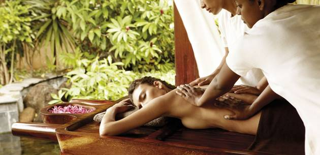 Ayurveda Rejuvenation at Shanti Maurice