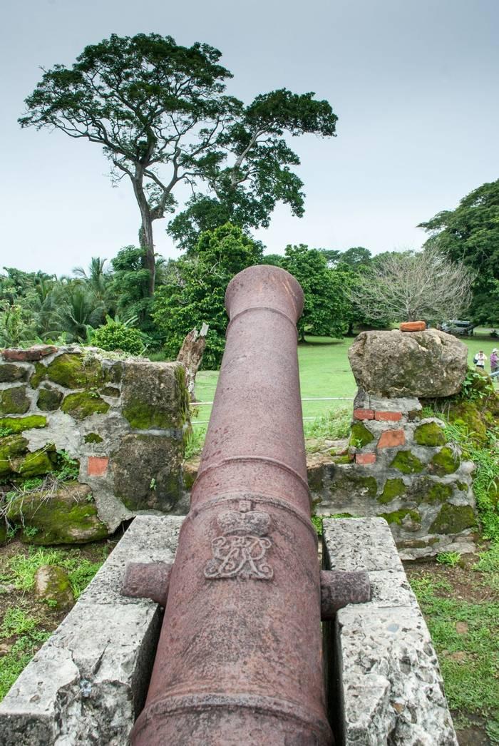 San Lorenzo National Park Fort (Ian Talboys)
