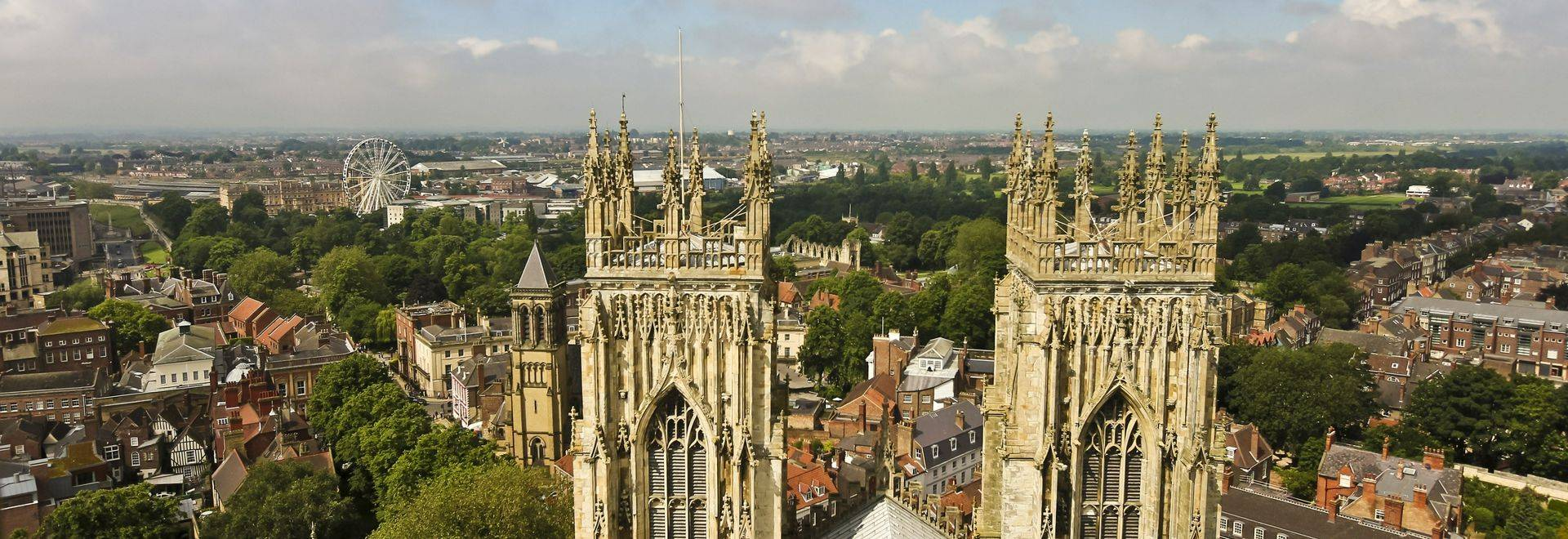 Dreamstime M 26171233 A View Of York From York Minster