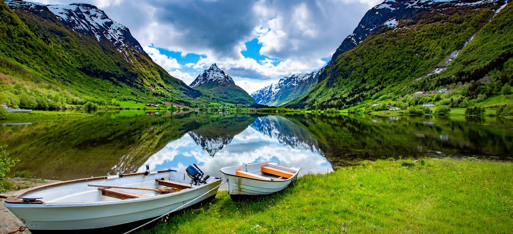Geiranger   Beautiful Scenery In The Fjords   Itinerary Desktop