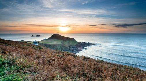 3-Night Festive Cornwall Guided Walking for Solos Holiday