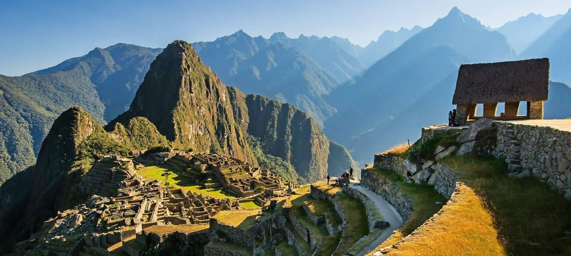 Trekking, Machu Picchu Shutterstock 357556679