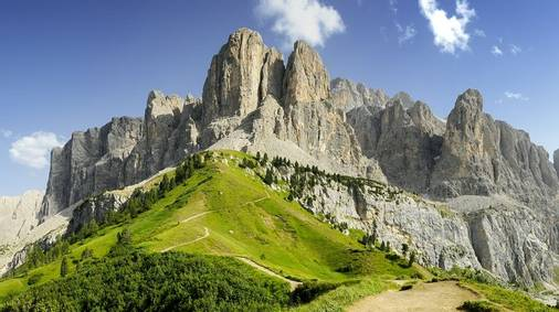 7-Night Dolomites Guided Walking Holiday