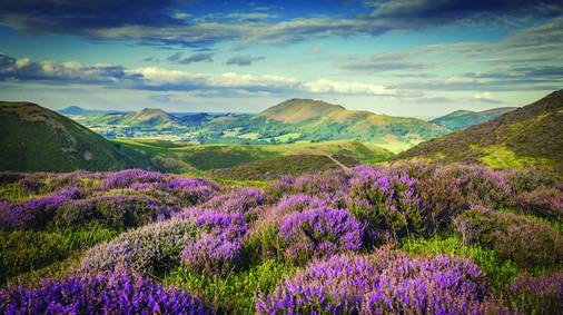3-Night Shropshire Hills Tread Lightly Guided Walking Holiday