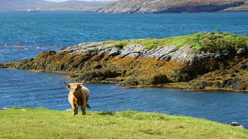 Hebridean Hopscotch Guided Island Hopping Holiday