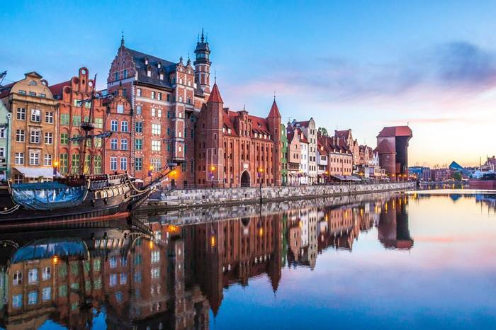Gdansk, Poland Shutterstock 1084631687