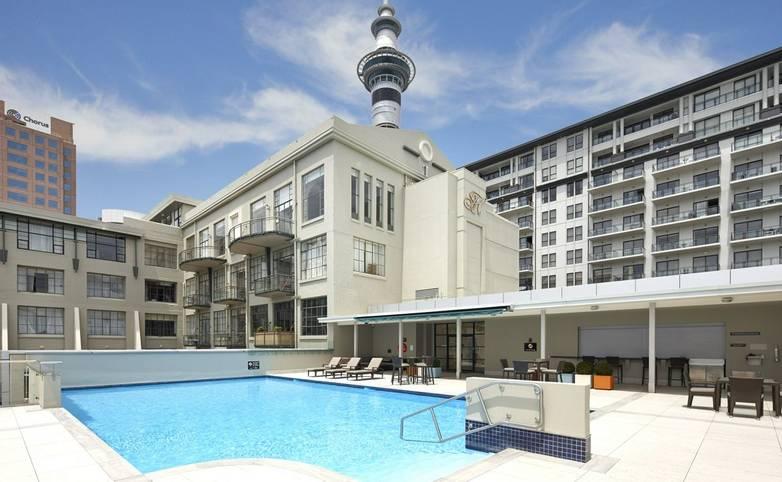 Australasia - New Zealand - Heritage Auckland Rooftop Pool_98775.jpg