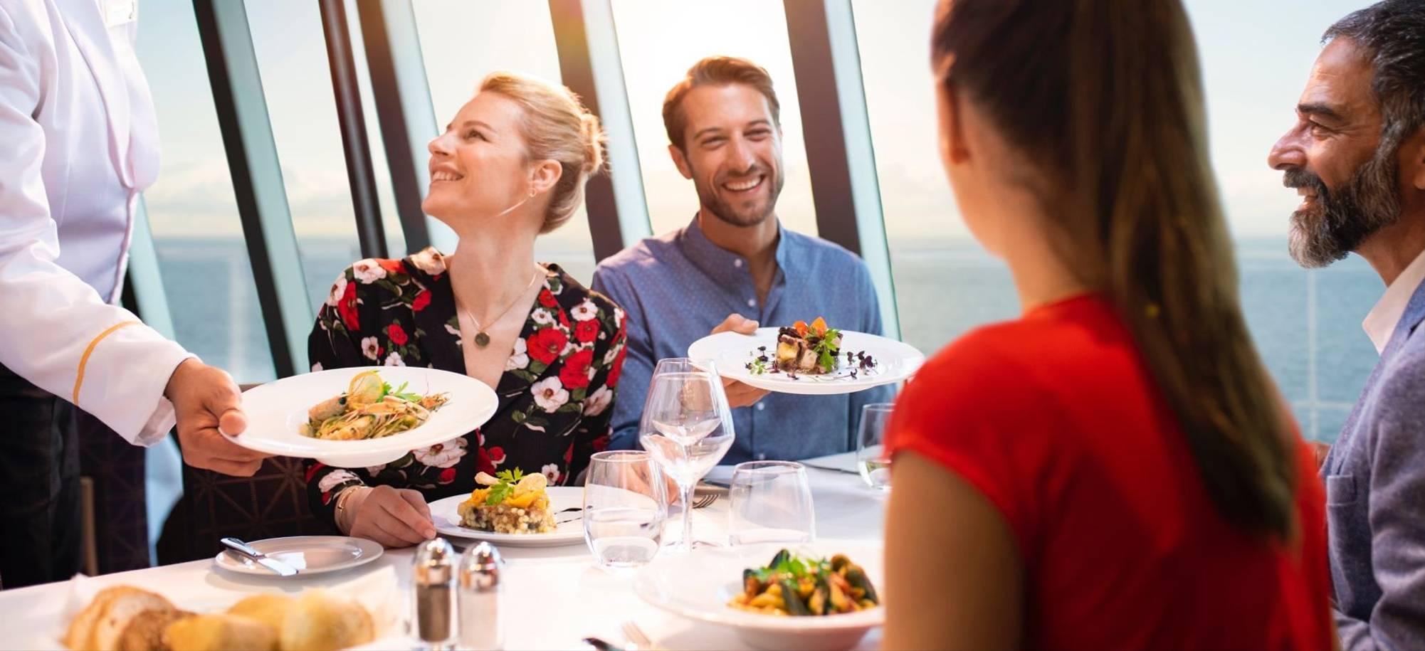 Fortuna   Dining On Board   Itinerary Desktop