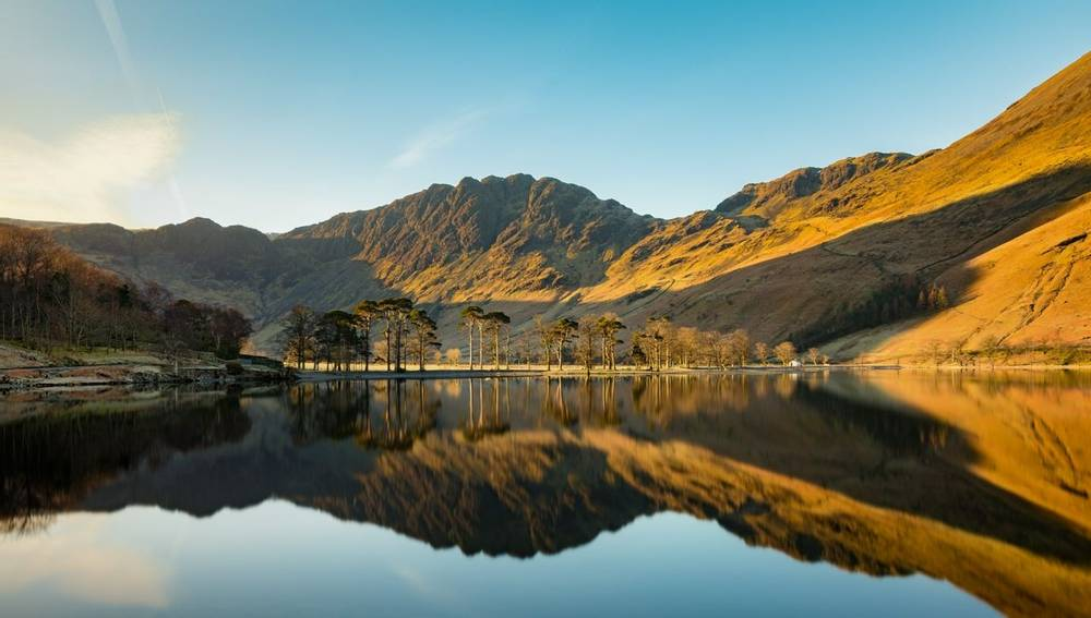 lake district guided walking holiday