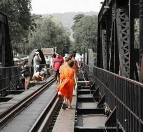 Explore Kanchanaburi