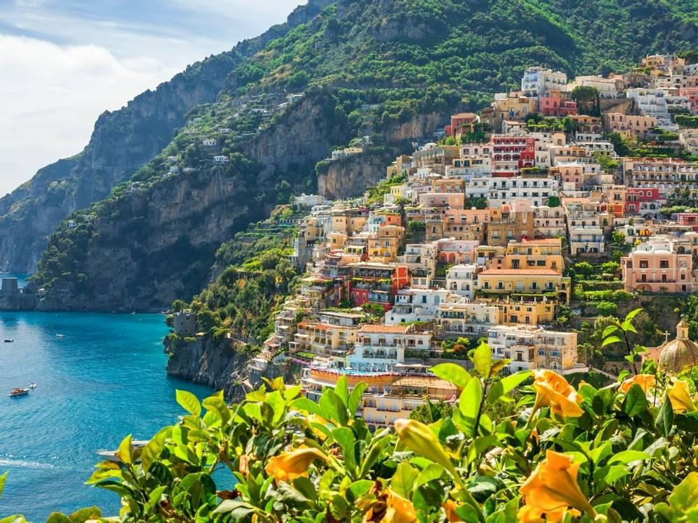 Where To Holiday On The Amalfi Coast Long Travel