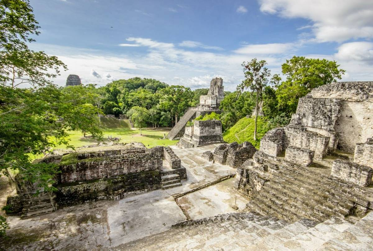 Tikal, Guatemala Shutterstock 1042322788