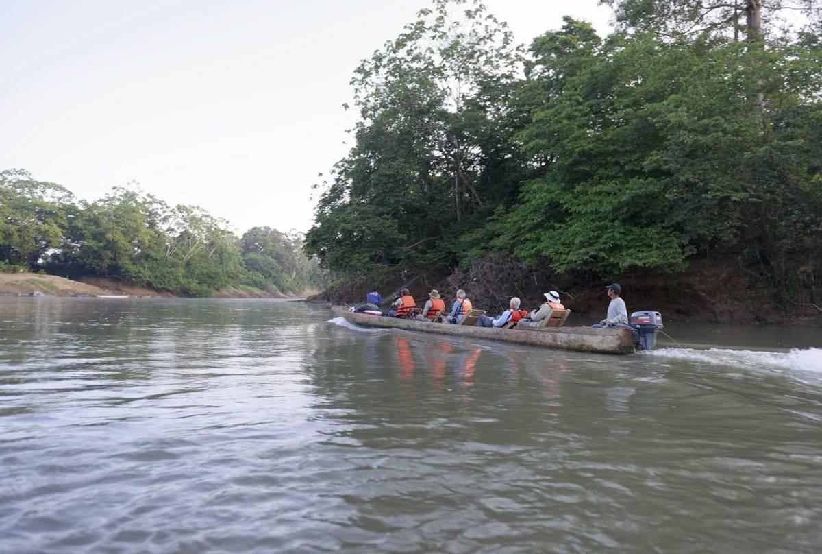 Chucunaque River (Fernando Alba, Canopy Family)