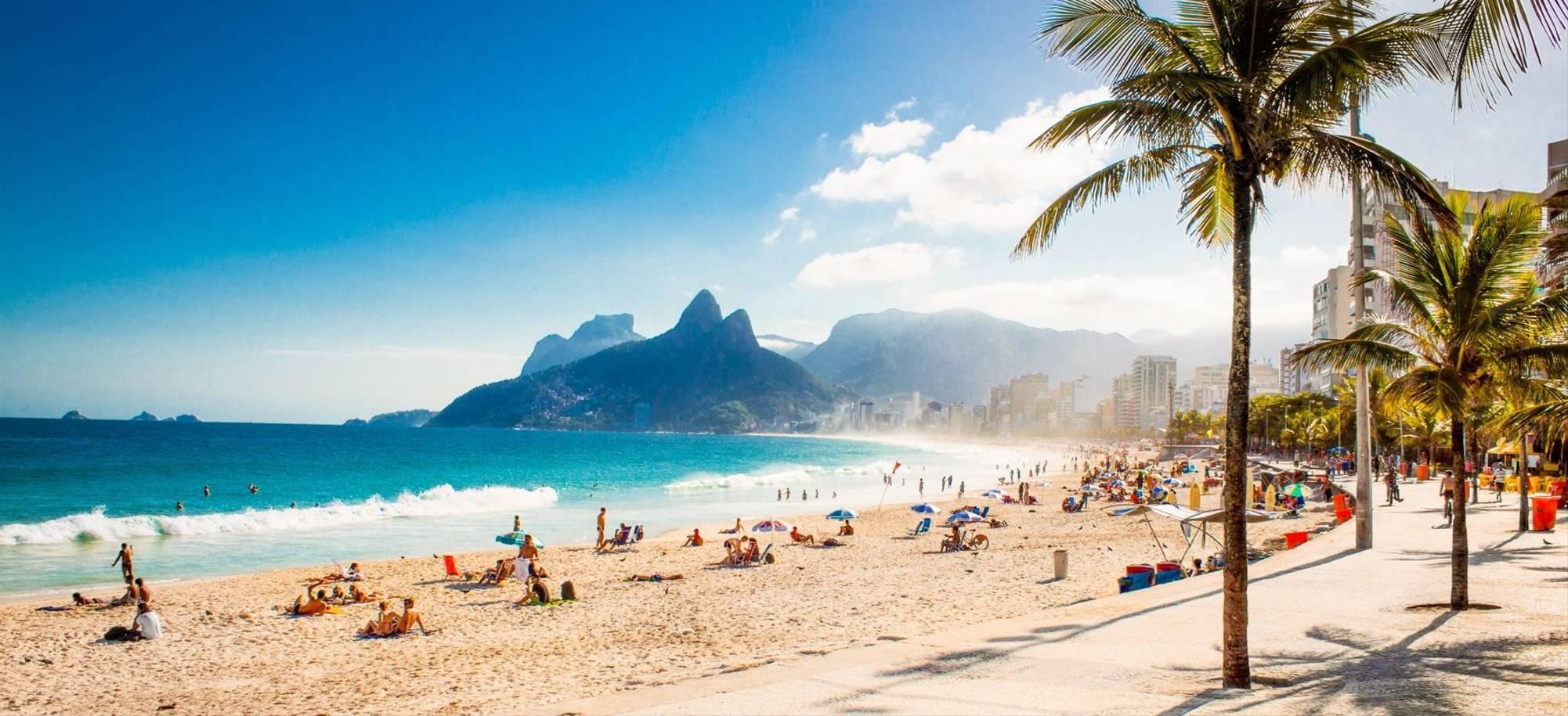 Rio   Itinerary Desktop