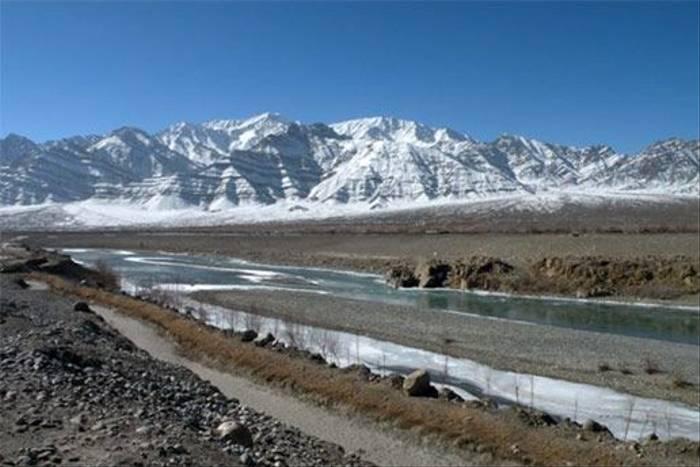 Ladakh landscape (Gerald Broddelez)