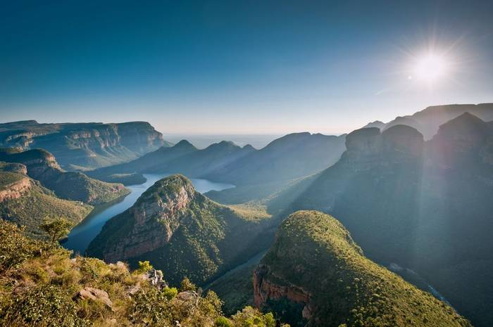 Blyde River Canyon, South Africa Shutterstock 95127451