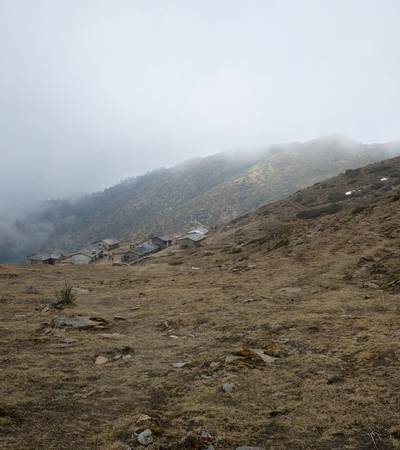 Pikey Base Camp (3,640m)