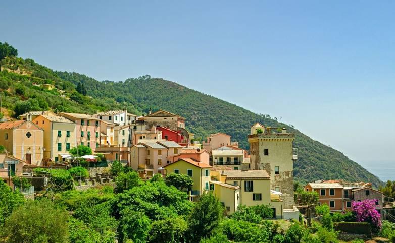 Setta (Framura), Cinque Terre, Italy