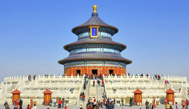 Shutterstock 26968207 Temple Of Heaven, Beijing