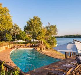 Victoria Falls - Hotel Stay