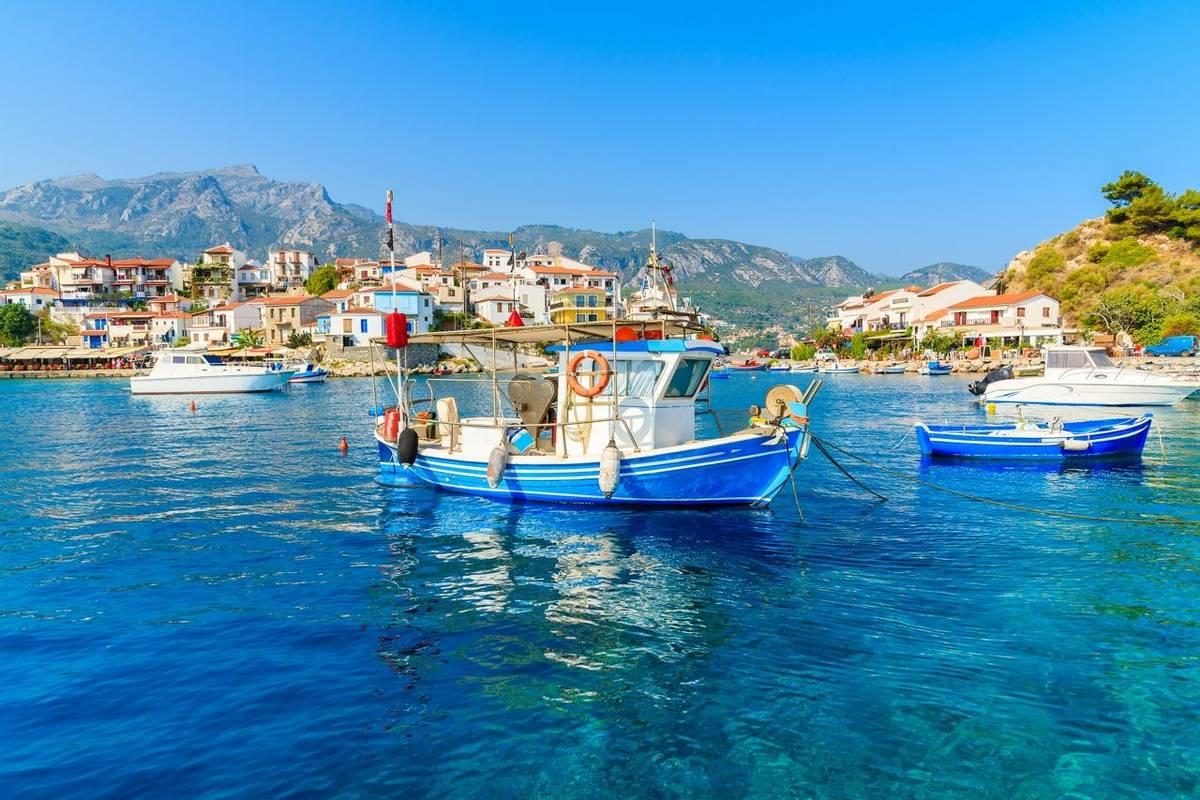 Samos, Greece Shutterstock 336760922