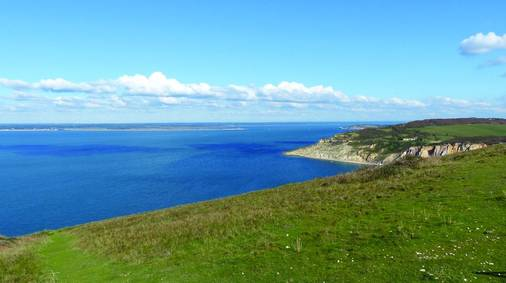 4-Night Isle of Wight Gentle Guided Walking Holiday