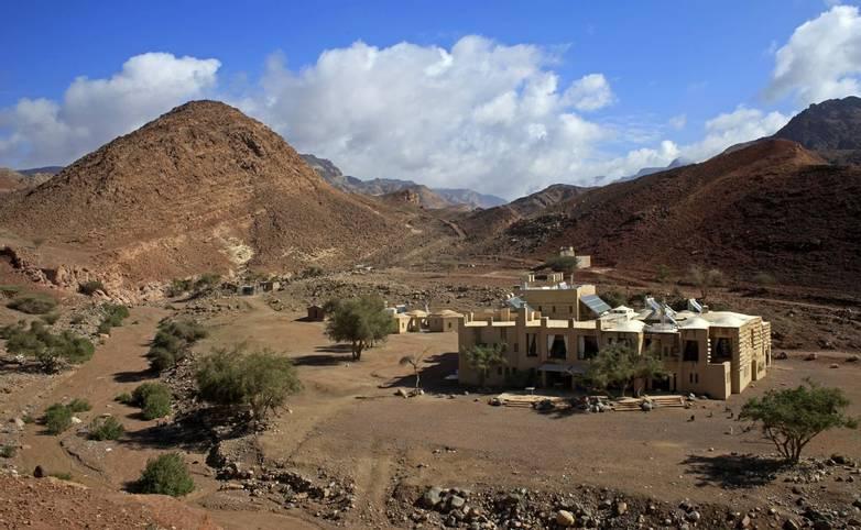 Feynan Ecolodge and Wadi Dana Beyond