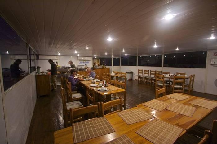 Dining Room - Flotel