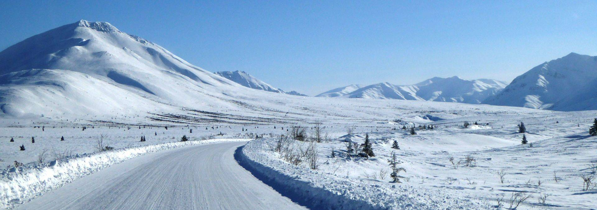 Dempster Highway Photo Credits Arctic Range Adventure Ltd