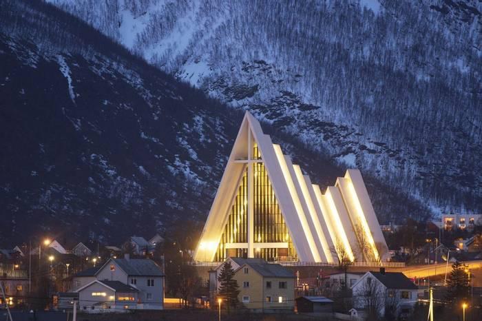 Tromso Arctic Catherdral