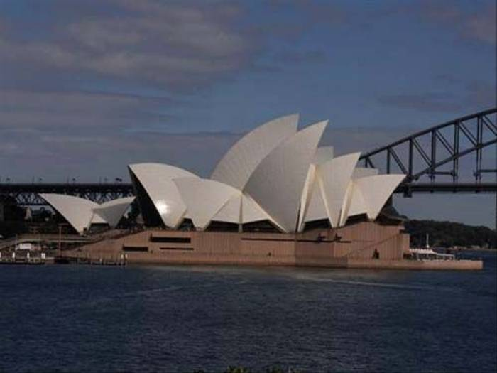 Sydney Opera House (Susan Jenkins)