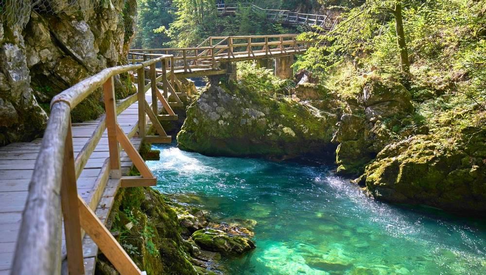 Vintar Gorge