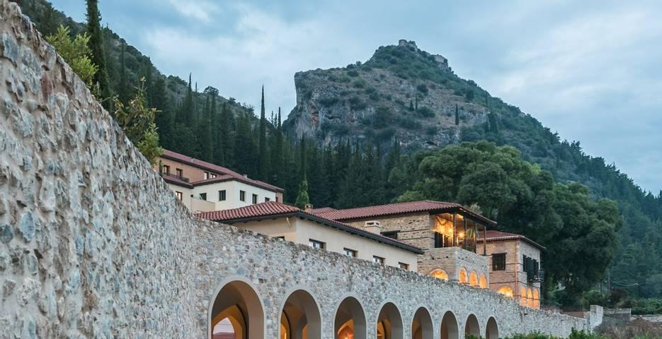 Adam's Review of Euphoria Retreat, Greece.
