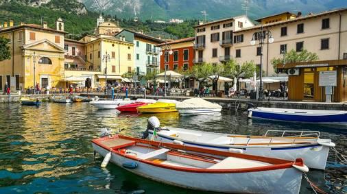 Lake Garda Yoga