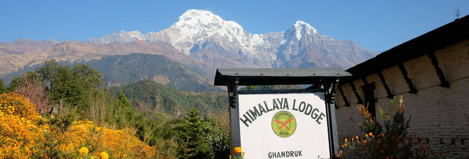 Annapurna Luxury Lodge with Ker and Downey trek in Nepal