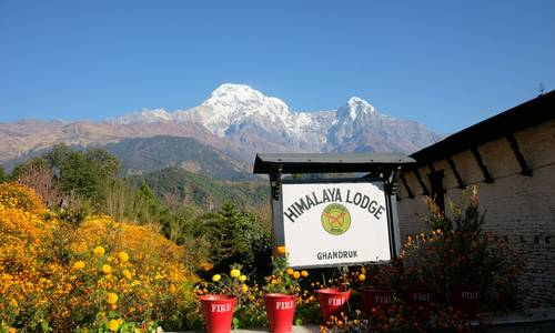 Annapurna Luxury Lodge