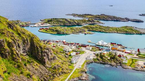 Lofoten Islands Guided Walking Holiday